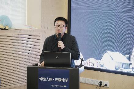 北京建筑大学与城市规划院  穆钧教授